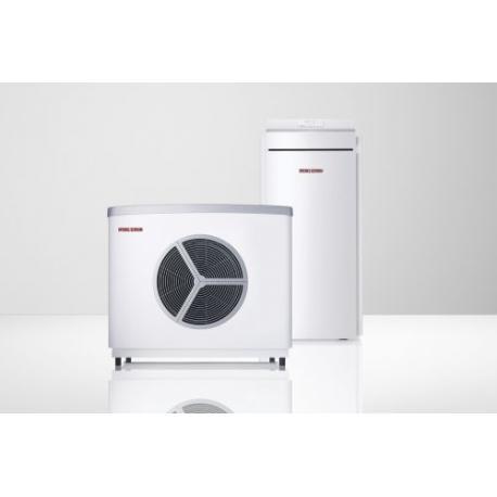 Stiebel Eltron varmepumpe luft/vand