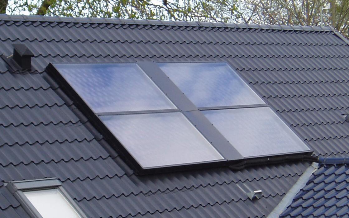 Niels E Jensen tilbyder grønne løsninger indenfor sol- og vindenergi