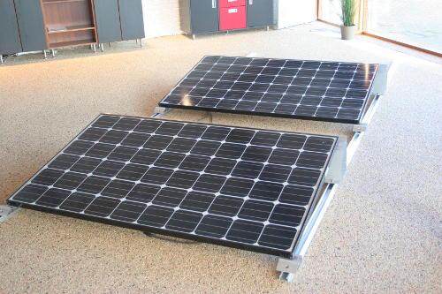 Solcelle paneler