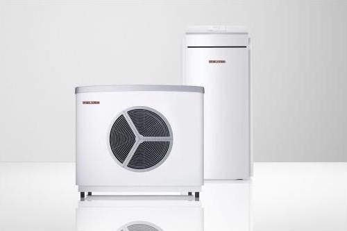 Stiebel Eltron luft til vand varmepumpe