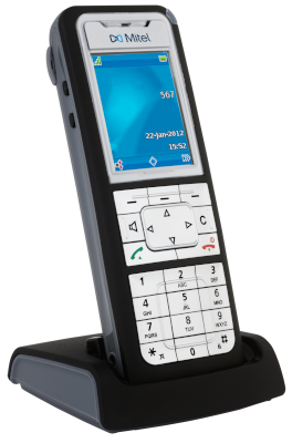 Mitel IP telefon SIP DECT 612d