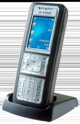 Mitel SIP DECT 630d telefon
